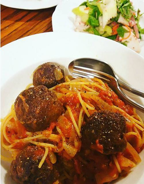 vegan meatball pasta.JPG